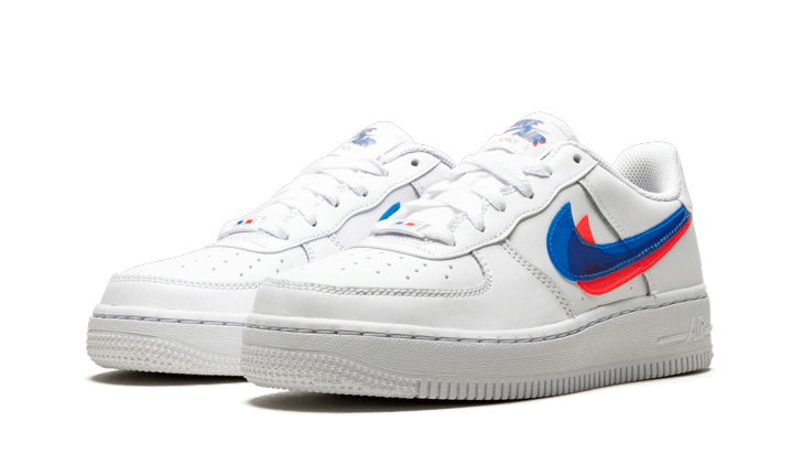 Air Force 1 Low 3D Swoosh | Nike shoes air force, Nike, Nike air