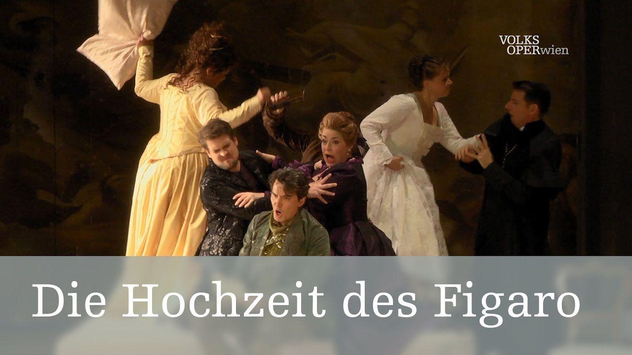 Die Hochzeit Des Figaro Trailer Volksoper Wien Theaterkompass Tv Video Vorschau Trailer Theater Theatr Hochzeit Des Figaro Volksoper Wien Tanztheater