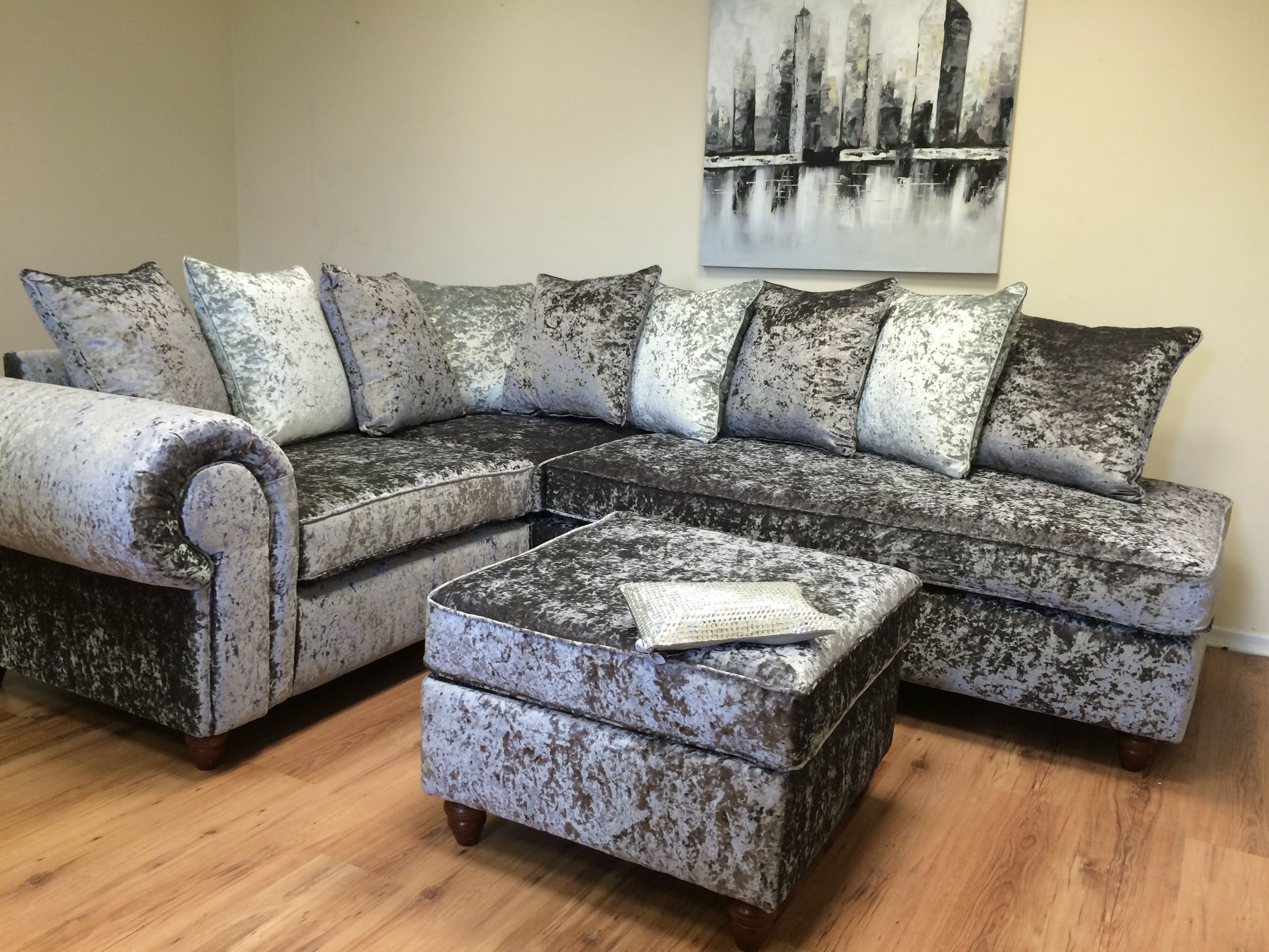 Pin By Homysofa On Sectional Sofa In 2019 Crushed Velvet
