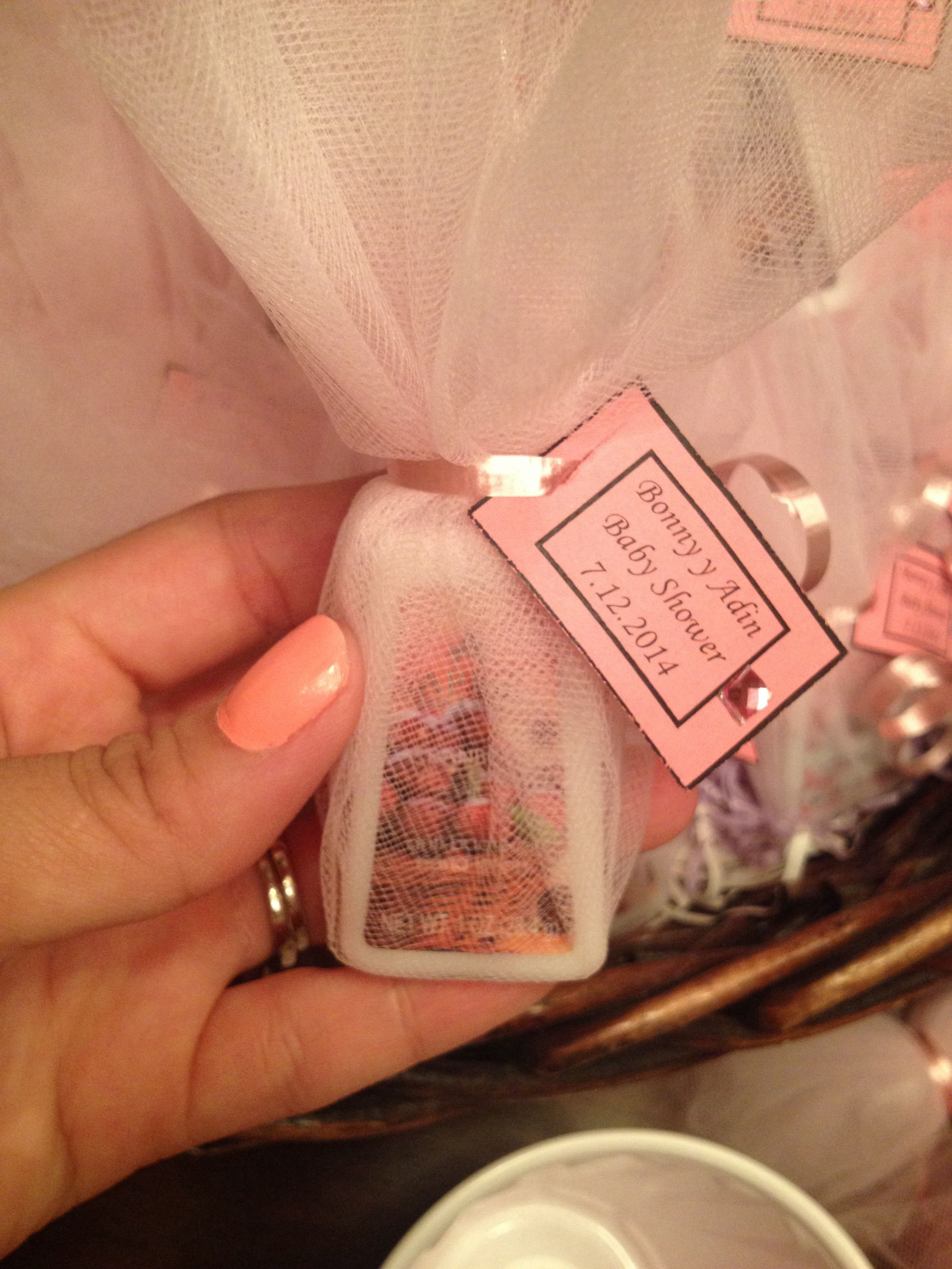 Hand Sanitizer Baby Shower Favors Baby Shower Souvenirs Baby