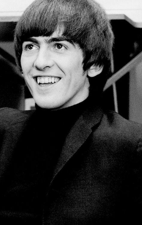 Fab Shot Of George Harrison Georgeharrison Retro 60s