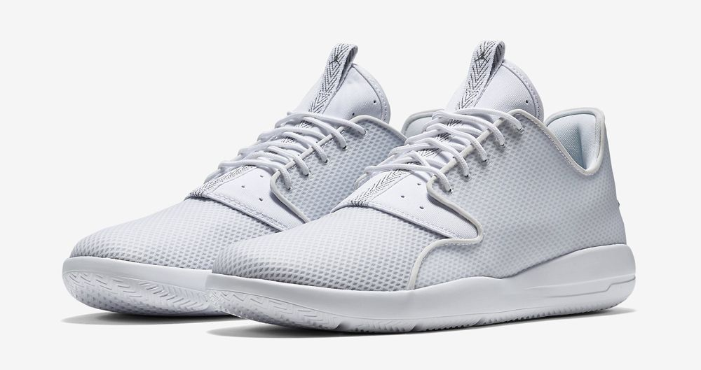 jordan eclipse all white