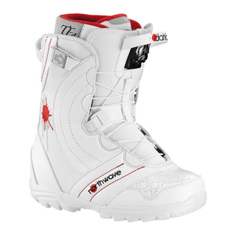 Northwave Dahlia Super Lace Snowboard Boots White, Womens