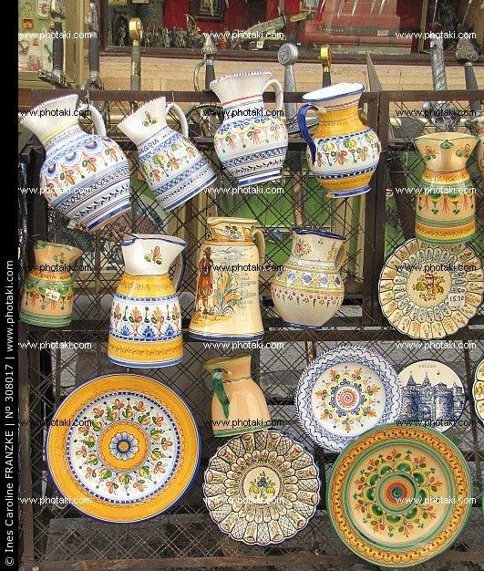 Ceramica Artesanal De Toledo Una Tradicion Convertida En Arte 308017 Jpg 531 626 トレド