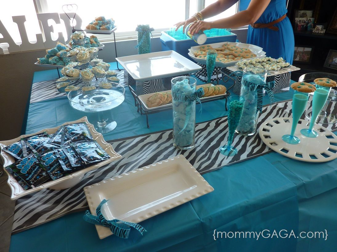 Baby Shower Ideas For Boys Decorations - Baby boy shower