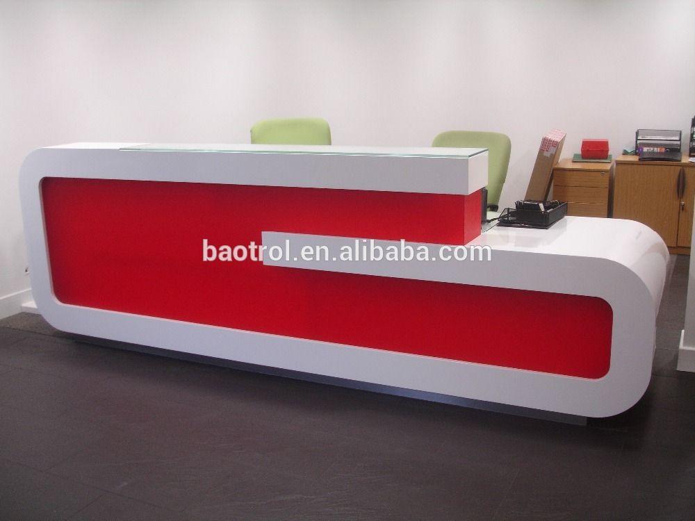 office counter design. Customized Modern Office Reception Desk Counter Design O