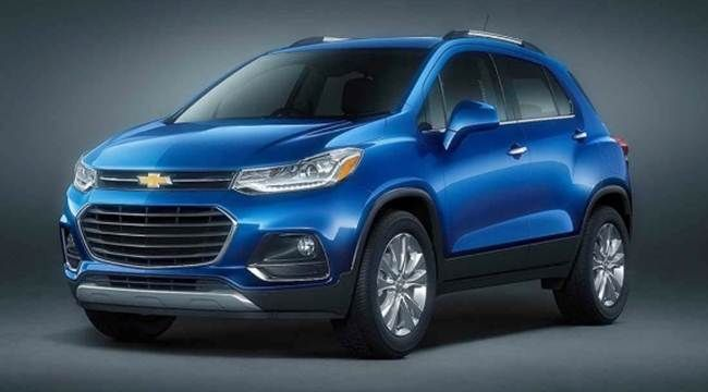 2018 Chevy Trax Specs Release Date Price Suv And Truck