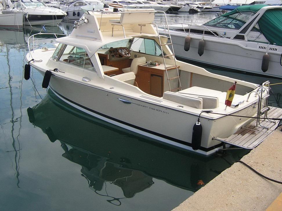 1978 Riva Bertram 25 Sports Fisherman Power boat for sale