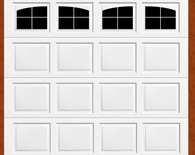 Vinyl Faux Carriage Garage Door Etsy In 2020 Garage Doors Carriage Garage Doors Garage Door Panels