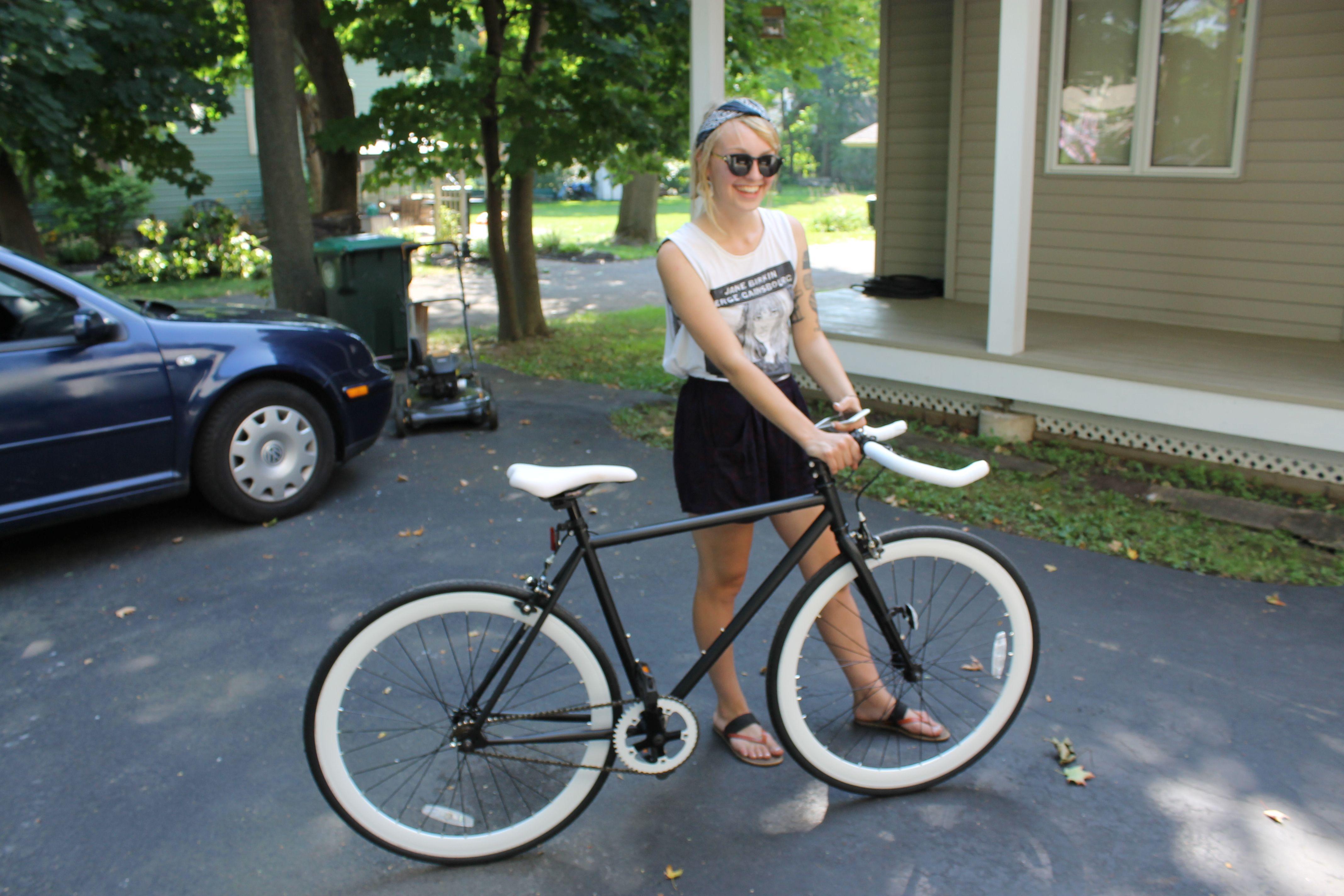 Custom Vilano Fixed Gear Fixed Gear Bike Bicycle
