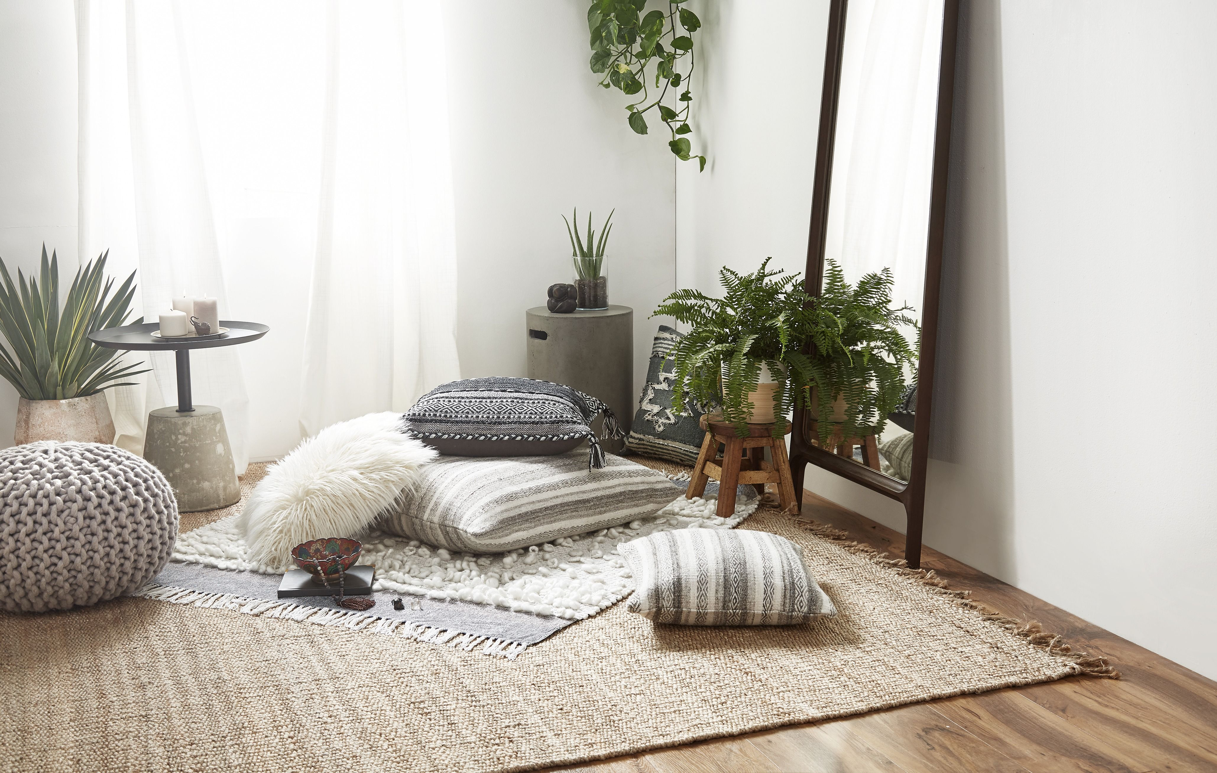 Canvas A Blog By Joybird Meditation Room Decor Home Yoga Room