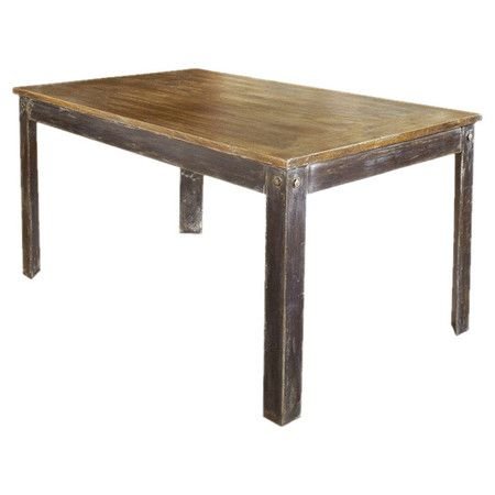 I Pinned This Farmhouse Dining Table From The Modus Event At Josain