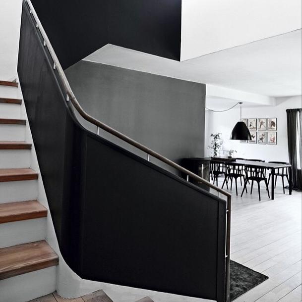 Modern Interior Staircase Materials Photo: Interior Staircase, Design