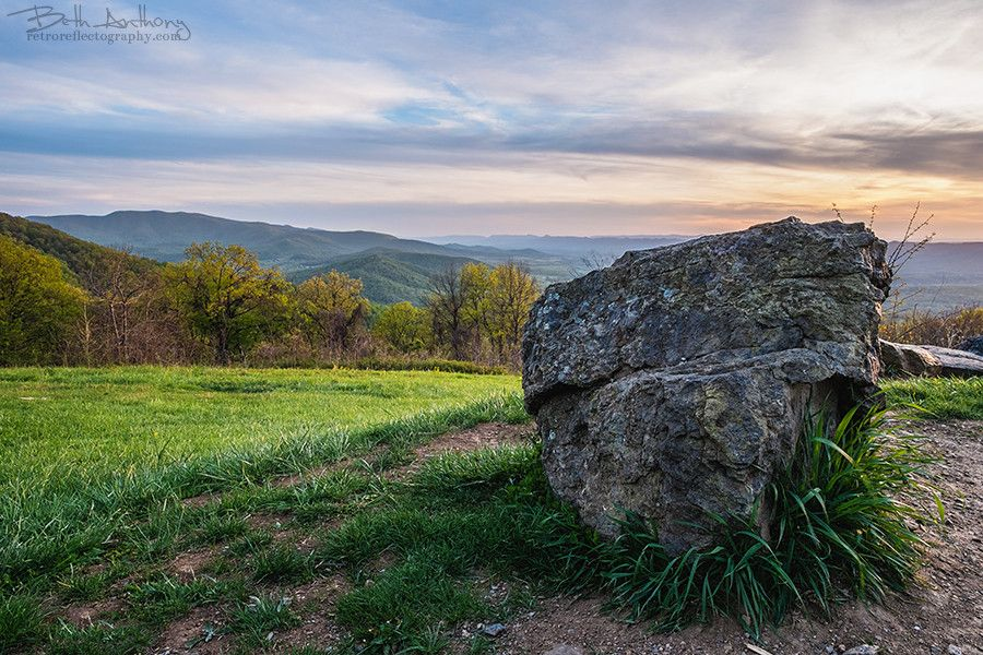 dickey ridge, shenandoah np, virginia. retroreflectography.com