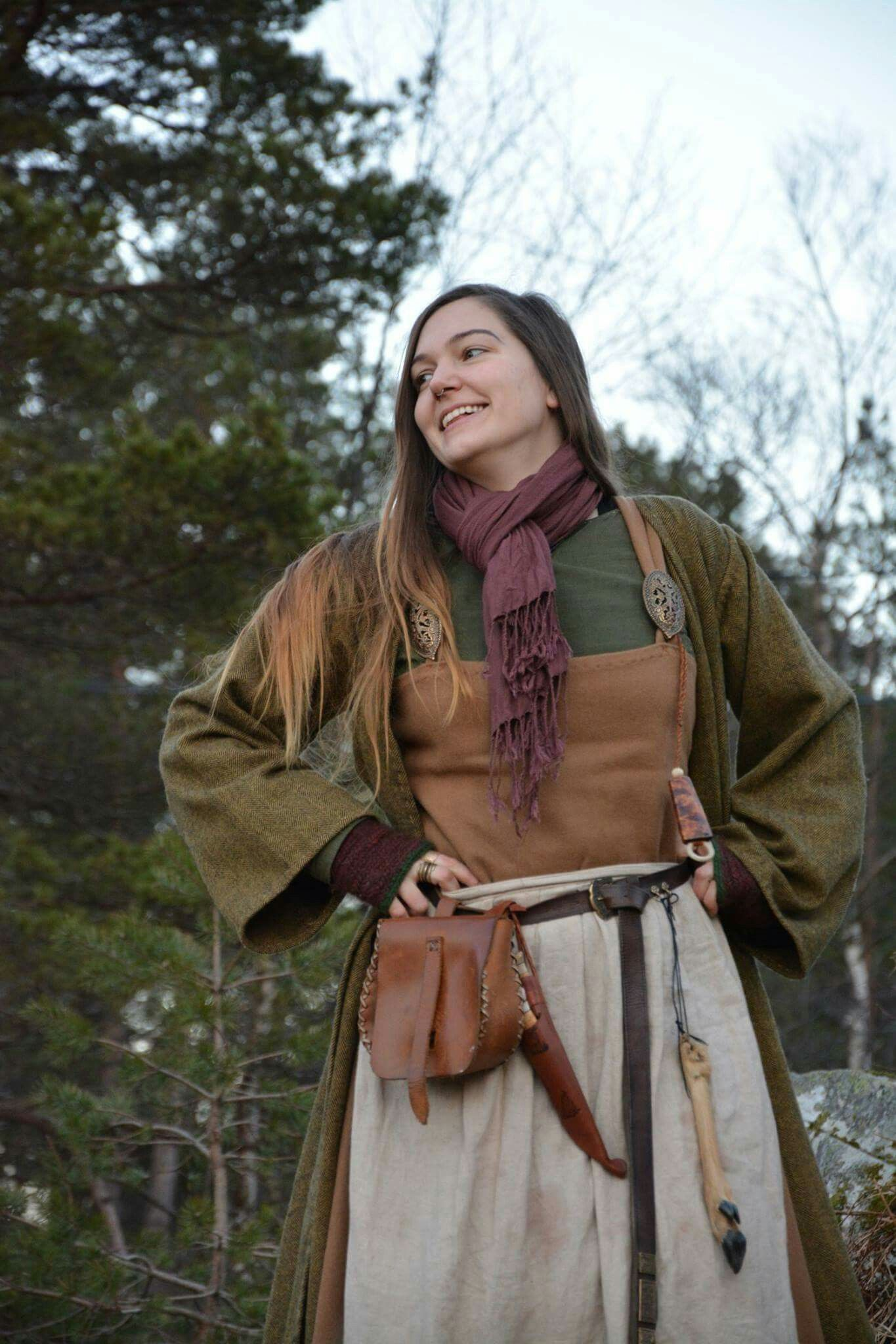 Female Viking Reenactor Norway Stevgaularane Norwegian Folk Music Photo By Liv Heidi Ekre Viking Garb Viking Clothing Norse Clothing