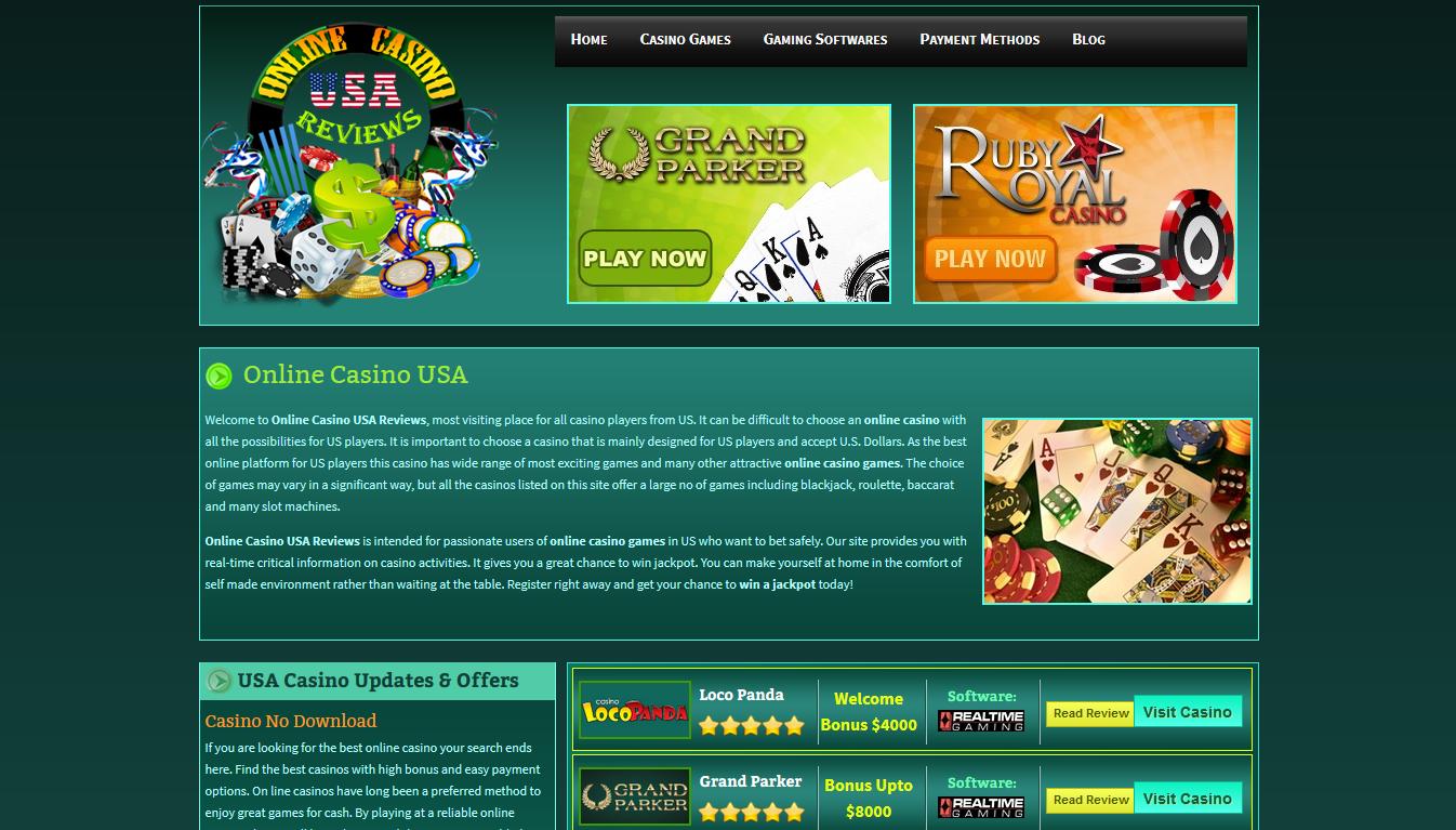 Online Casino Bonus Rating