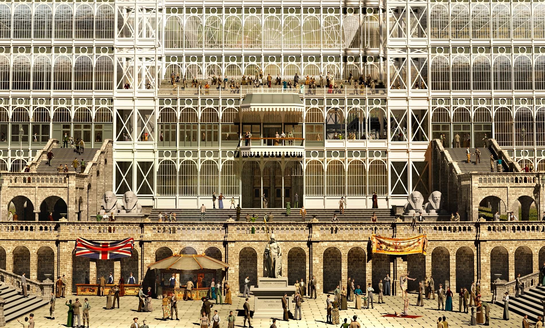 Cgi crystal palace 1900 crystal palace london pinterest cgi crystal palace 1900 jeuxipadfo Gallery
