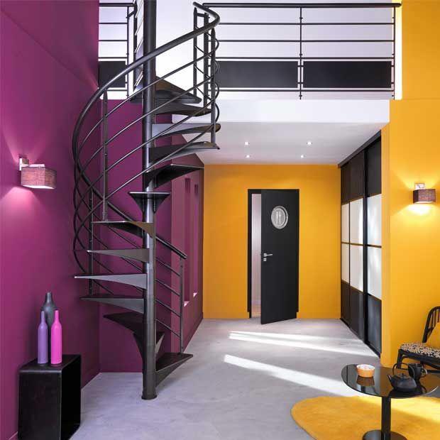 Escalier Nova Les Escaliers Spiraux Helicoidaux Lapeyre Escalier En Colimacon Escalier Maison