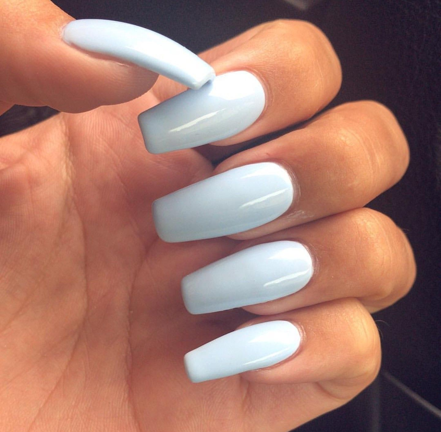 Pin by nerea del on uñas pinterest twitter acrylics and