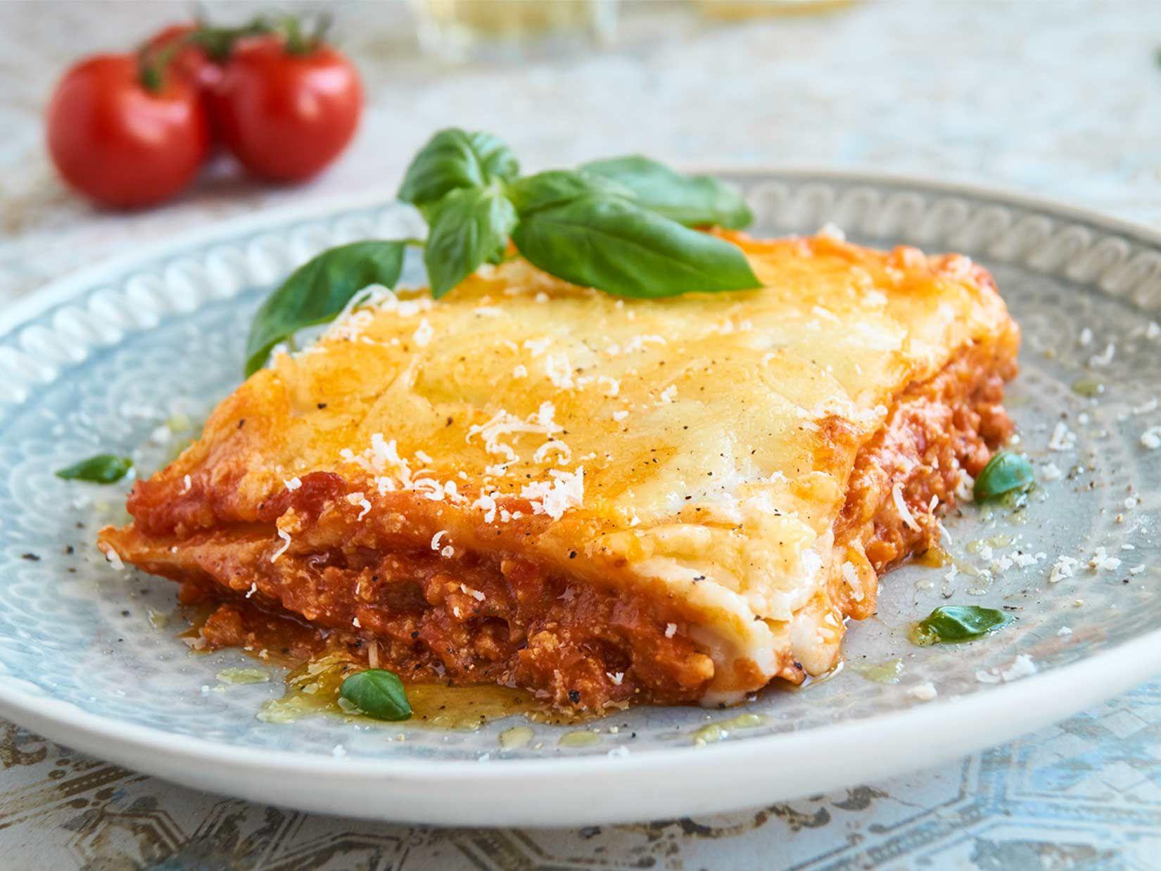 Lasagne Rezept   Original aus Italien