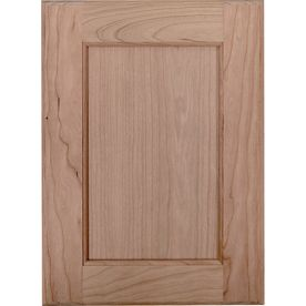 Surfaces Carlisle 11-In X 15-In Cherry Unfinished Flat ...