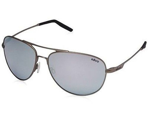 544c003a23 Revo Windspeed RE 3087 00 ST Polarized Aviator Sunglasses Gunmetal Stealth  61 mm (eBay Link)