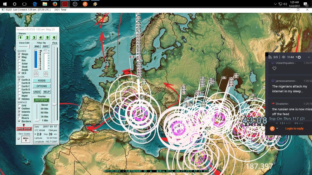 California Quake Map Usgs%0A            Large M    earthquake strikes West Pacific