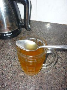 My own Tra Da (vietnamese iced tea):     http://eatingmodern.wordpress.com/2012/06/12/my-own-tra-da/