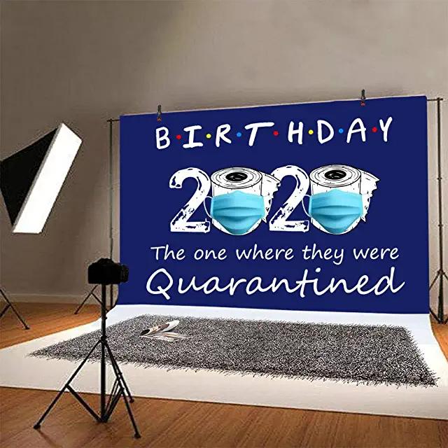 Pin On 21st Birthday Party Quarantine Style