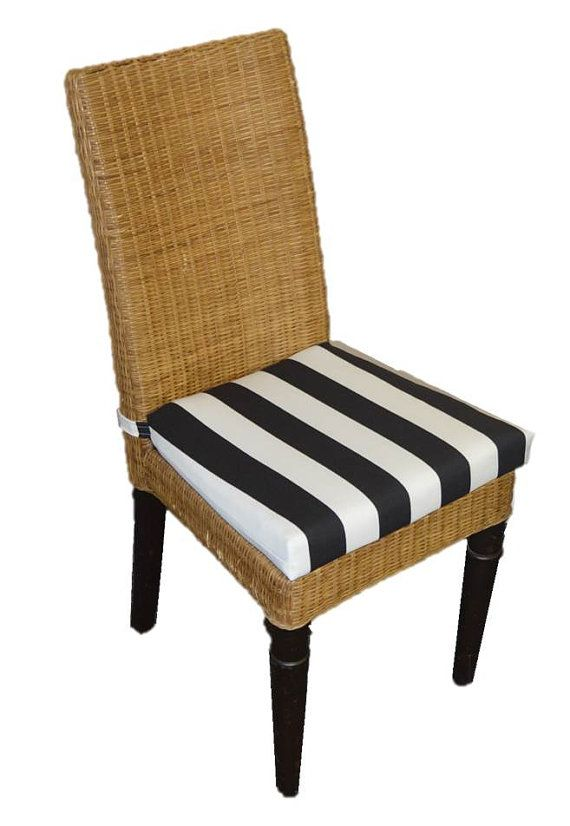 In Outdoor Soho Rattan Wicker Banana Leaf Seagrass Parson