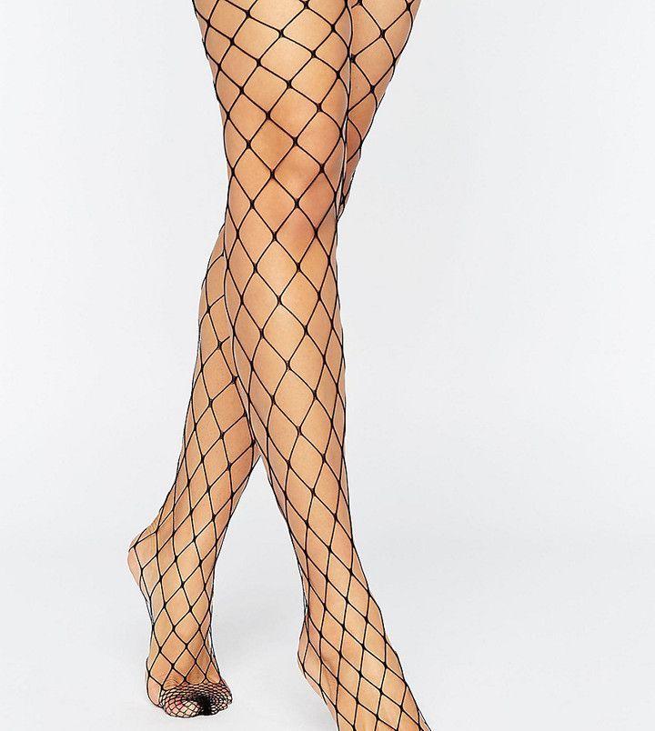 1948e90ab DESIGN 2 pack oversized fishnet tights