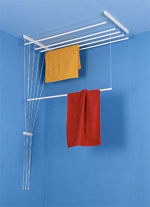 ceiling clothes dryers perch 39 habits we propose. Black Bedroom Furniture Sets. Home Design Ideas