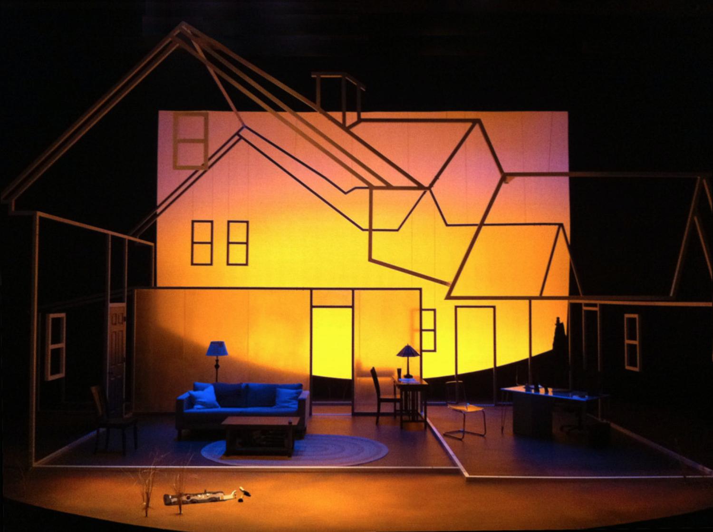 Alexis Distler Scenic Design In 2020 Set Design Theatre Stage Set Design Scenic Design