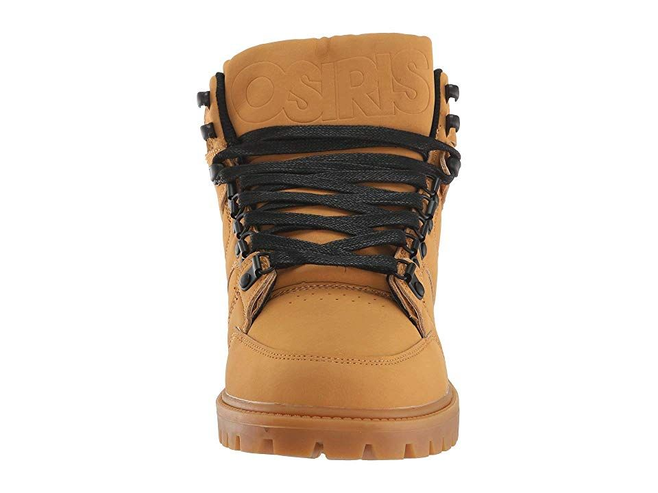 stable quality reputable site buy Osiris Convoy Boot Men's Boots Tan/Gum | Products | Boots, Men