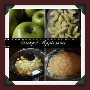 Crockpot de Manzana