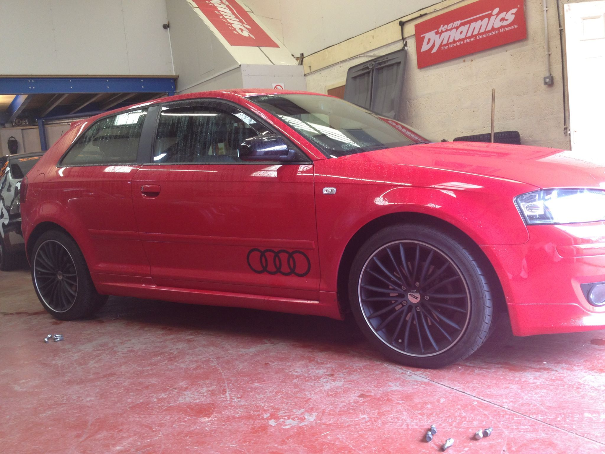 ZCW Snoop on A3 #cars #alloy #wheels #rims #tires #tyres http://www.turrifftyres.co.uk/alloywheels
