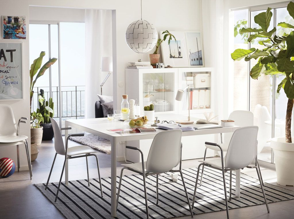 Dining Room Furniture Amp Ideas Table Chairs Ikea White And Best