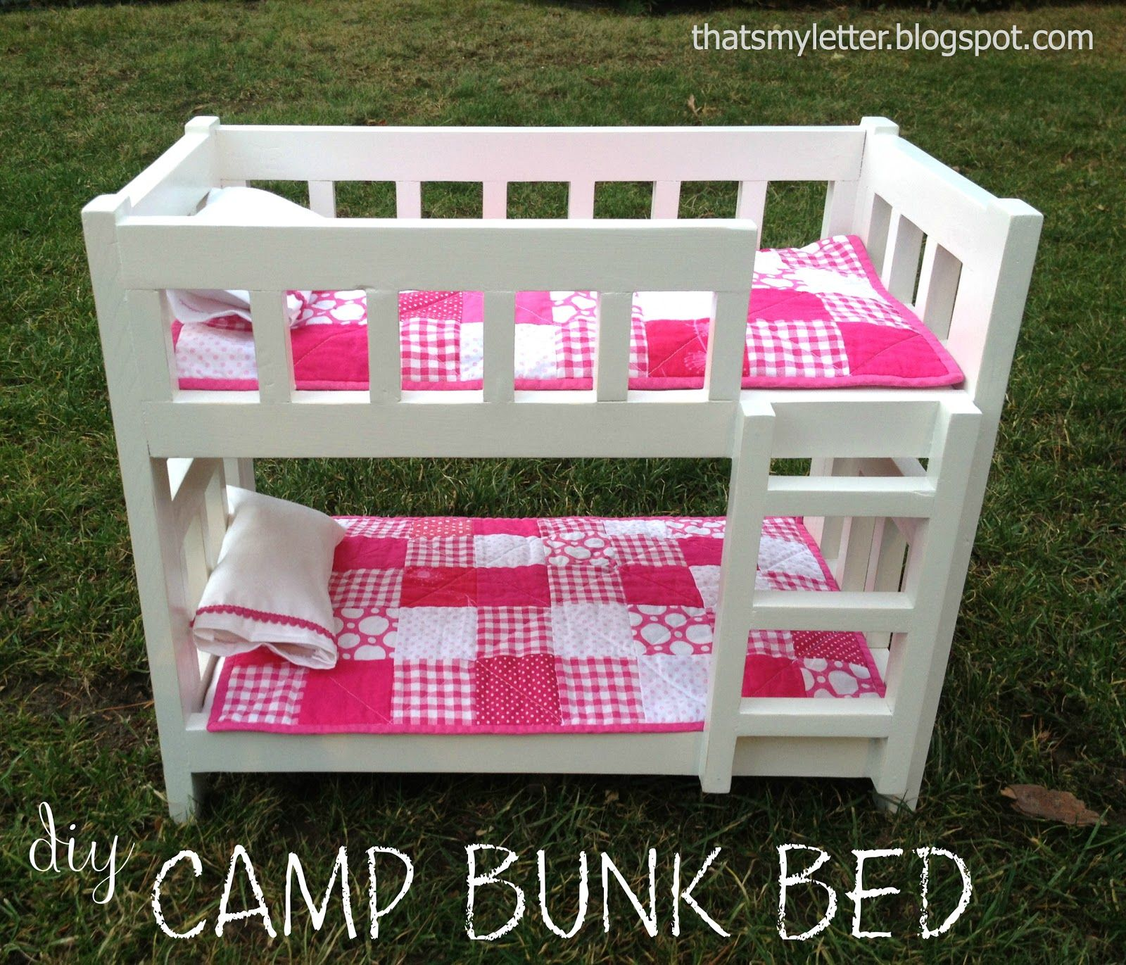 building doll furniture. A DIY Blog Featuring Building, Painting And Sewing Projects. Tutorial Style Posts With Process. Doll Bunk BedsLetter CFurniture Building Furniture E