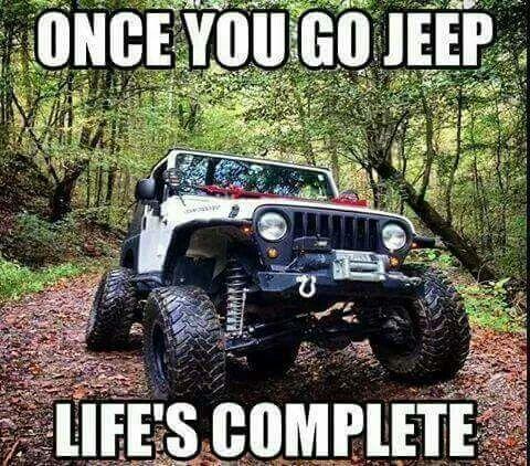 Forever Amen Jeep Memes