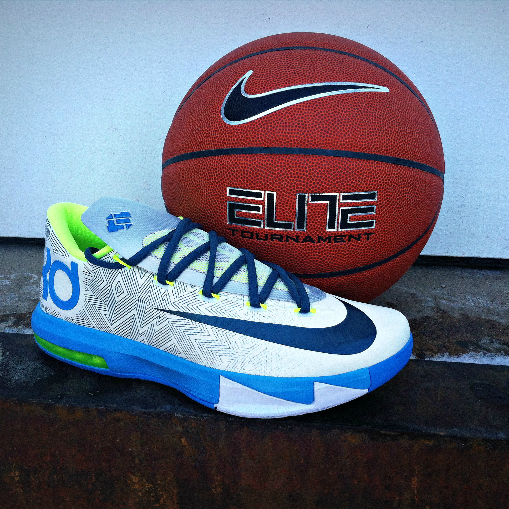 Nike KD VI takes on a second