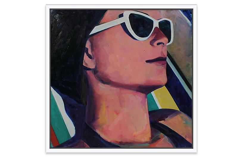 00879d74100e Dark Sunglasses - T.S. Harris - 48