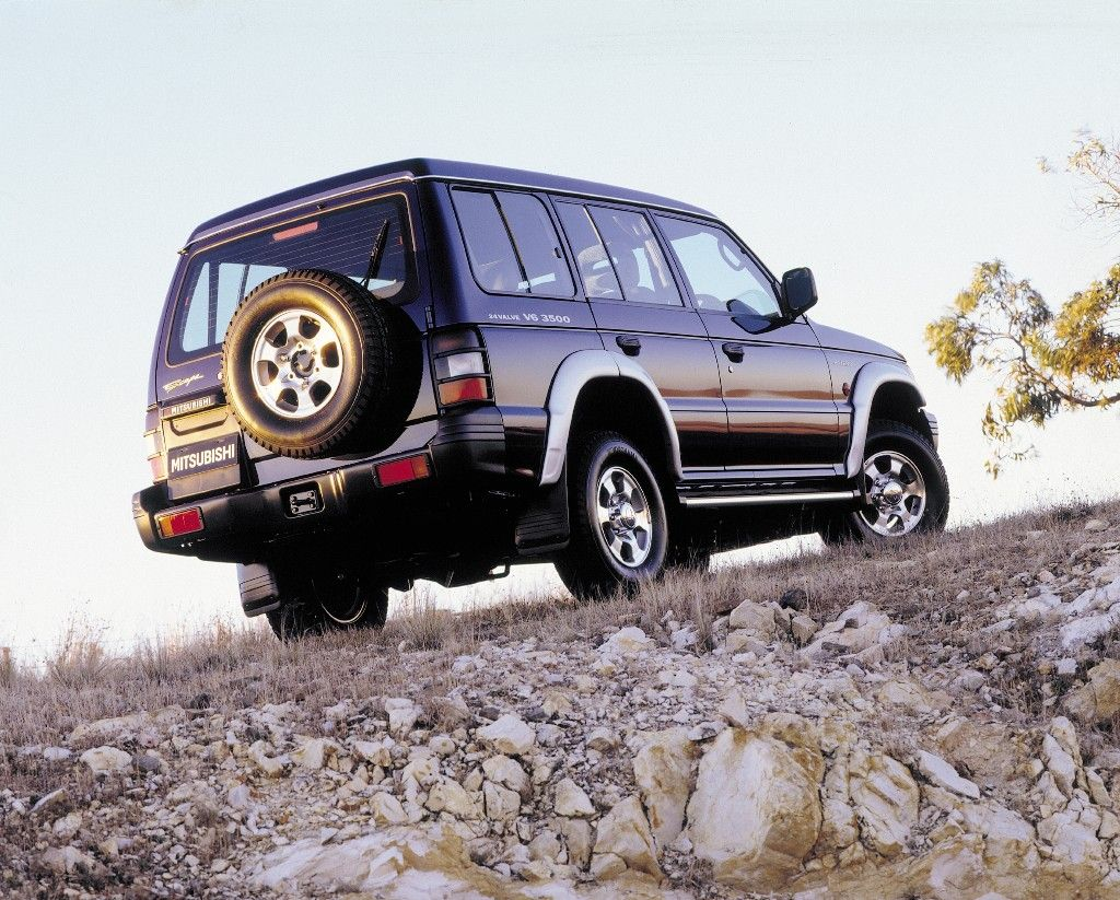 Mitsubishi Pajero Escape AUspec '19992000 in 2020