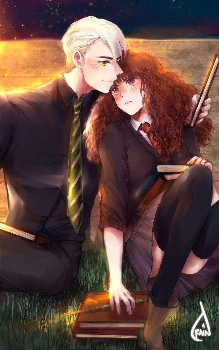 harry and hermione secret relationship fanfiction search
