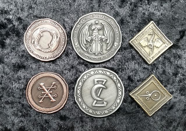 Fantasy Coins and Bars by Fantasy Coin, LLC — Kickstarter