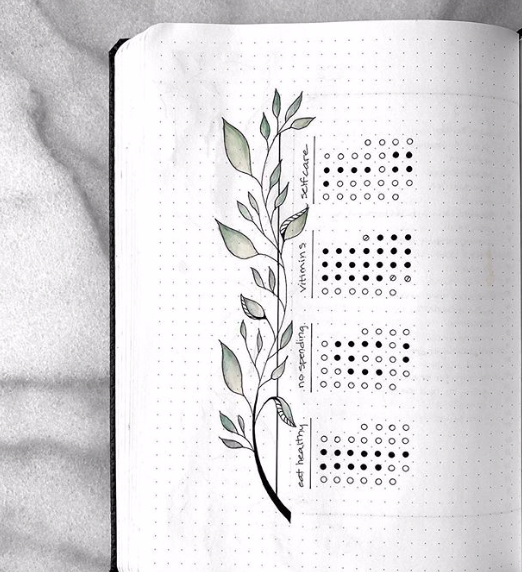 16 Minimalist Bullet Journal Layout Ideas You Are Going To Love!