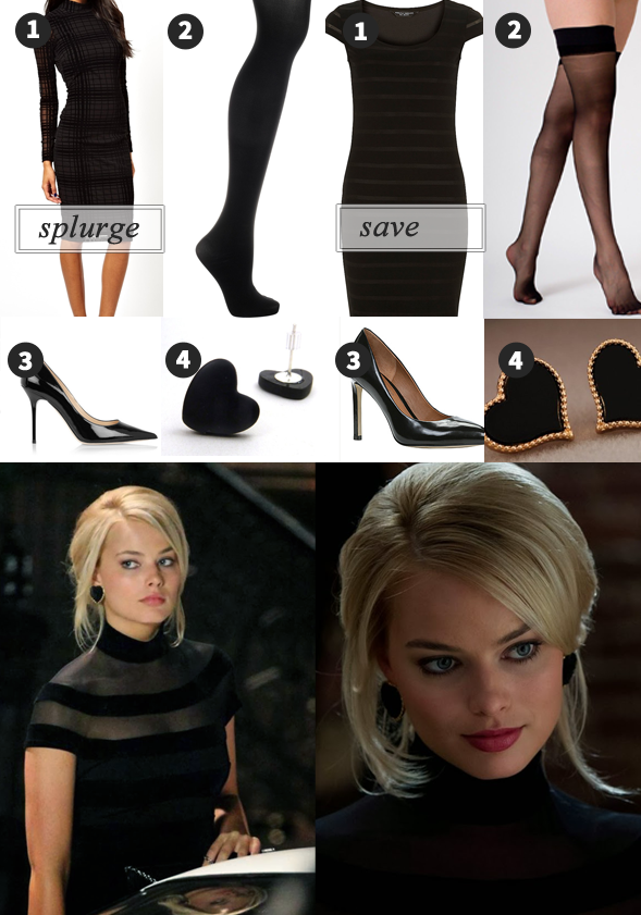 a66e820b7a1 Naomi Lapaglia s Margot Robbie Outfits Inspiration  Wolf of Wall Street  http
