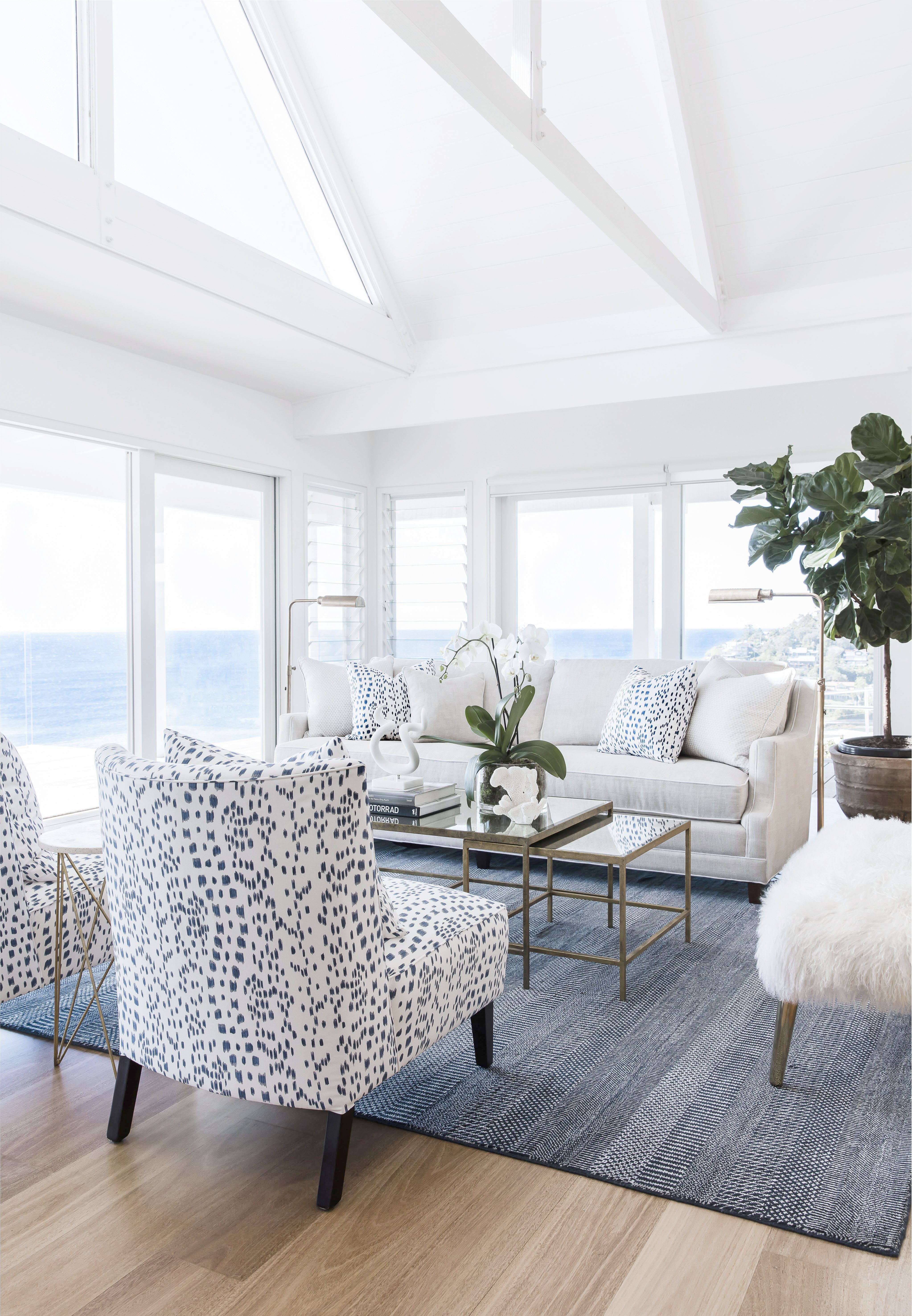 No Way Beach House Interior Images D With Images Coastal