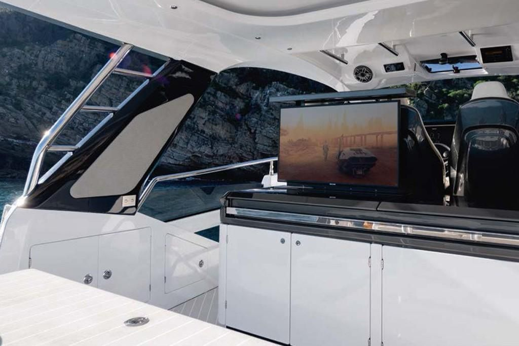 2021 Azimut Verve 47 Contact Your Local MarineMax Store