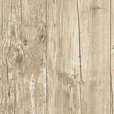 Rustic Wood Planks Wallpaper