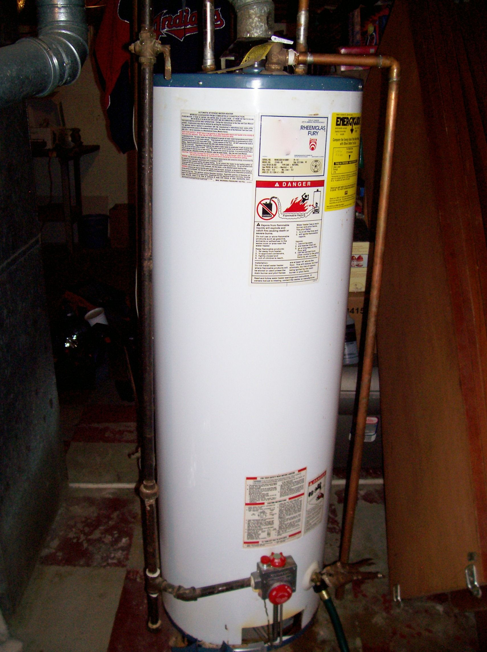 How To Drain A Water Heater Fast With Pictures Water Heater